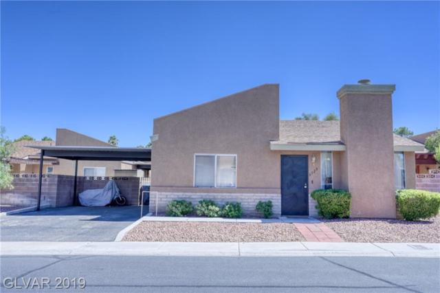 6529 Smokey Pine, Las Vegas, NV 89108 (MLS #2115268) :: The Snyder Group at Keller Williams Marketplace One