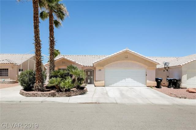 3722 St Peter, North Las Vegas, NV 89031 (MLS #2115346) :: Trish Nash Team