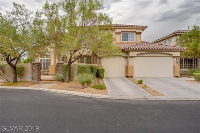 5274 Villa Dante, Las Vegas, NV 89141 (MLS #2115421) :: The Snyder Group at Keller Williams Marketplace One