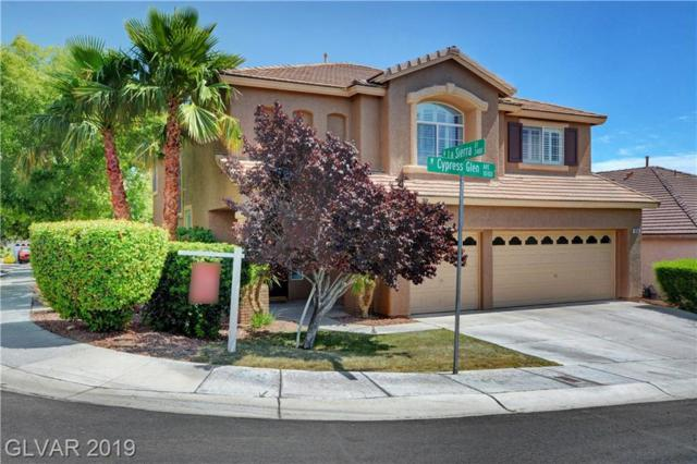10136 Cypress Glen, Las Vegas, NV 89134 (MLS #2115442) :: Trish Nash Team