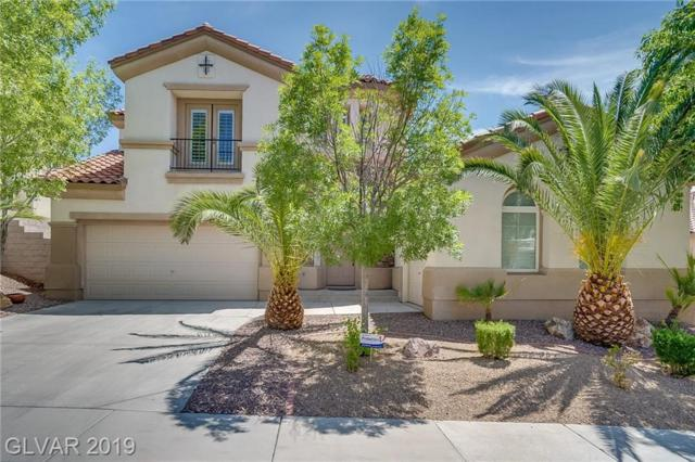 2837 Bassano, Henderson, NV 89052 (MLS #2115448) :: The Snyder Group at Keller Williams Marketplace One