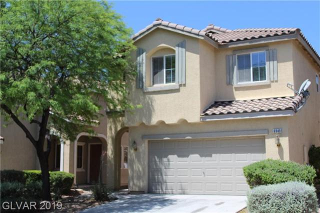 6949 Caspian Tern, North Las Vegas, NV 89084 (MLS #2115451) :: ERA Brokers Consolidated / Sherman Group