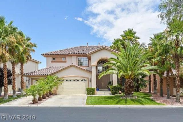 5574 San Florentine, Las Vegas, NV 89141 (MLS #2115469) :: The Snyder Group at Keller Williams Marketplace One