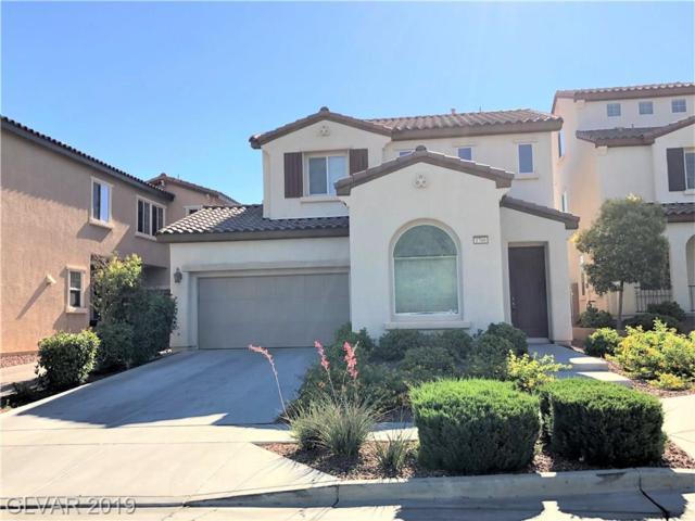 1766 Sutton Falls, Las Vegas, NV 89135 (MLS #2115538) :: Signature Real Estate Group