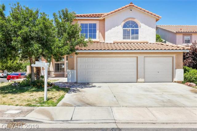 277 Canyon Spirit, Henderson, NV 89012 (MLS #2115547) :: Signature Real Estate Group