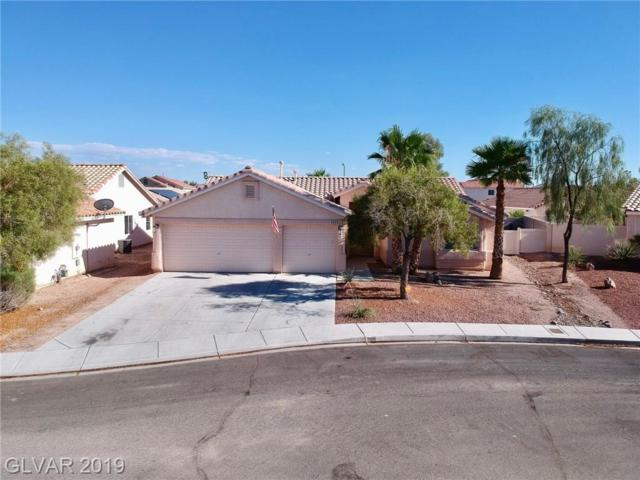 909 Cobblestone Cove, North Las Vegas, NV 89081 (MLS #2115583) :: The Snyder Group at Keller Williams Marketplace One