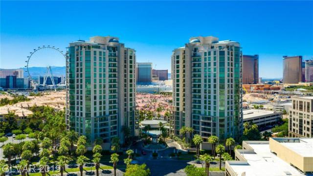 1 Hughes Center #1104, Las Vegas, NV 89169 (MLS #2115677) :: Signature Real Estate Group