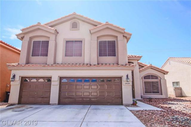 1829 Camino Carlos Rey, North Las Vegas, NV 89031 (MLS #2115733) :: Vestuto Realty Group