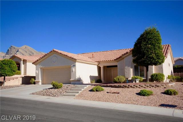 10700 Argents Hill, Las Vegas, NV 89134 (MLS #2115735) :: Trish Nash Team