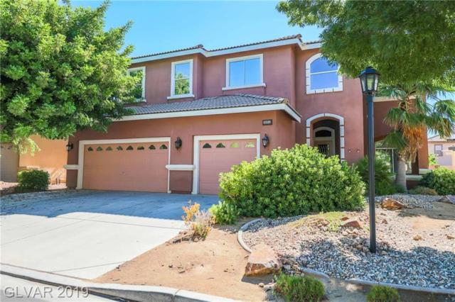 8094 Villa Cano, Las Vegas, NV 89131 (MLS #2115753) :: The Snyder Group at Keller Williams Marketplace One