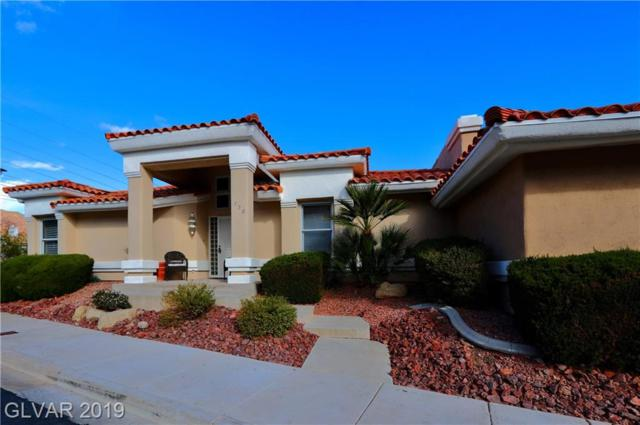150 Rainbow, Boulder City, NV 89005 (MLS #2115769) :: Signature Real Estate Group