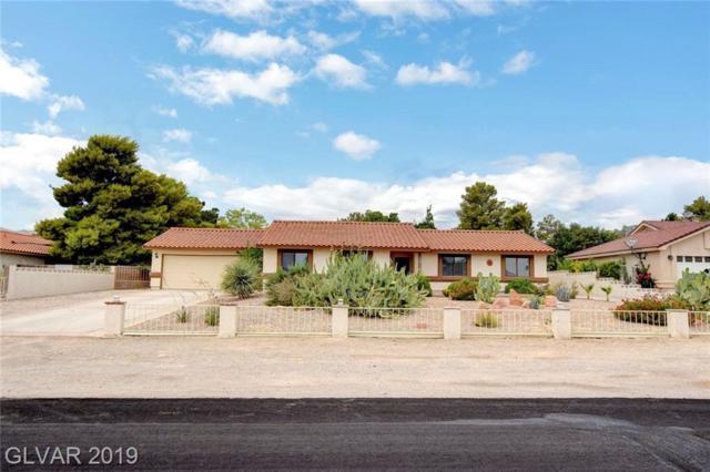 6335 Park, Las Vegas, NV 89149 (MLS #2115785) :: Signature Real Estate Group