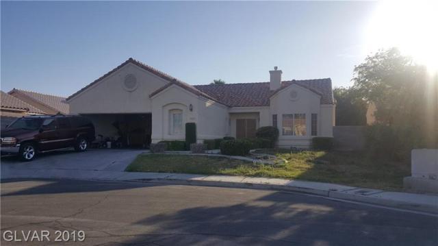 3805 Mellon, North Las Vegas, NV 89032 (MLS #2115787) :: Vestuto Realty Group