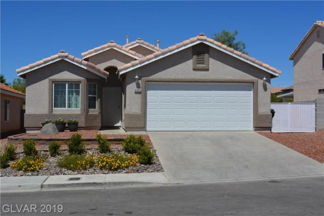 5333 Manor Stone, North Las Vegas, NV 89081 (MLS #2115817) :: The Snyder Group at Keller Williams Marketplace One