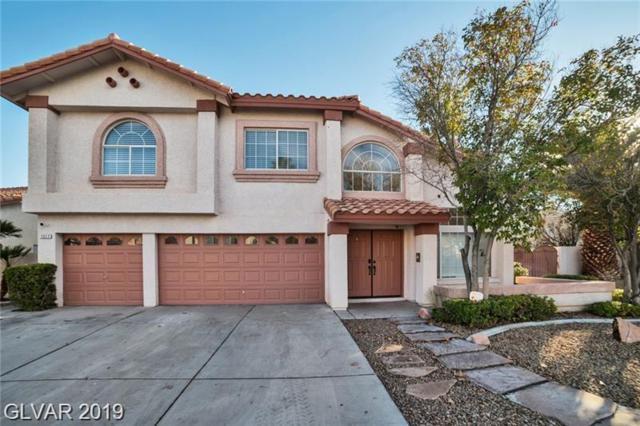 7517 Cathedral Canyon, Las Vegas, NV 89129 (MLS #2115831) :: Trish Nash Team