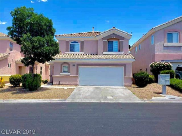 6850 Scarlet Flax, Las Vegas, NV 89148 (MLS #2115898) :: Signature Real Estate Group