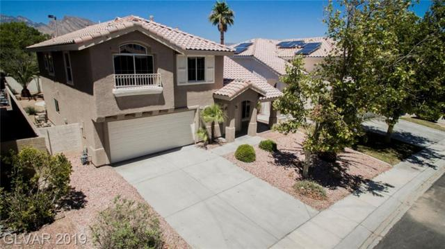 2413 Flower Spring, Las Vegas, NV 89134 (MLS #2115911) :: The Snyder Group at Keller Williams Marketplace One