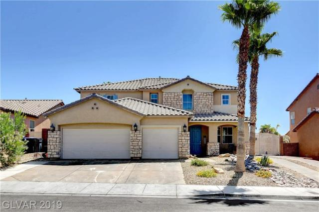 6220 Silver Vein, North Las Vegas, NV 89031 (MLS #2115965) :: The Snyder Group at Keller Williams Marketplace One