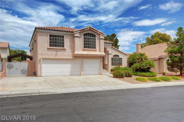 664 Canyon Crest, Las Vegas, NV 89123 (MLS #2115967) :: Signature Real Estate Group