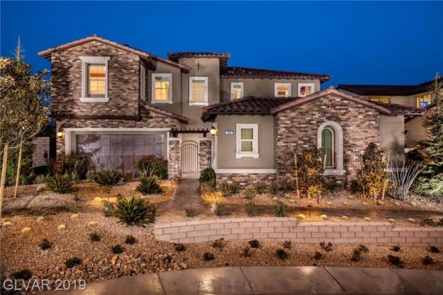 350 Rellegra, Las Vegas, NV 89138 (MLS #2115979) :: Vestuto Realty Group