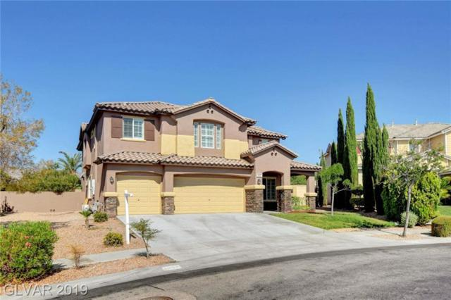 3627 Fair Bluff, Las Vegas, NV 89135 (MLS #2116000) :: Vestuto Realty Group