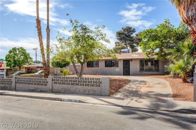 4547 Rosedale, Las Vegas, NV 89121 (MLS #2116022) :: Vestuto Realty Group