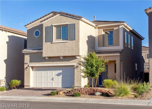 259 Walkinshaw, Las Vegas, NV 89148 (MLS #2116029) :: Signature Real Estate Group