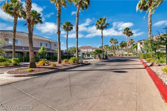 10552 Pine Pointe #102, Las Vegas, NV 89144 (MLS #2116078) :: Trish Nash Team