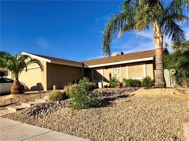1307 Elsa, Boulder City, NV 89005 (MLS #2116093) :: Signature Real Estate Group