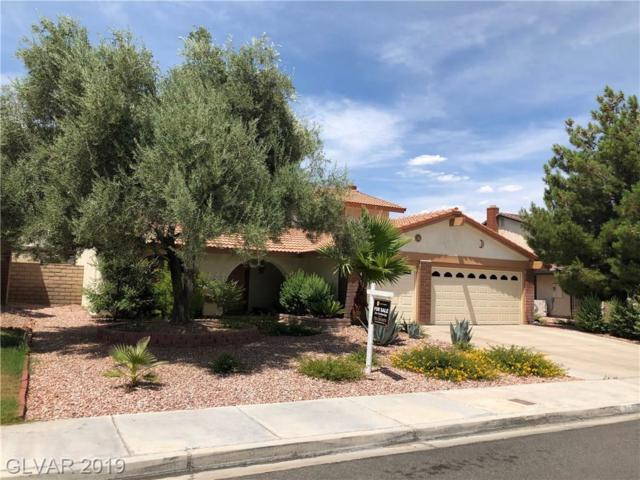 6308 Vicuna, Las Vegas, NV 89146 (MLS #2116096) :: Signature Real Estate Group