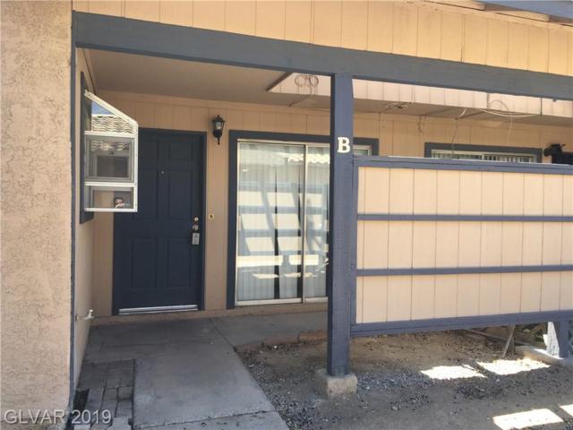 263 N Lamb B, Las Vegas, NV 89110 (MLS #2116112) :: Vestuto Realty Group