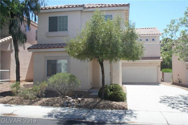1165 Cottonwood Ranch, Henderson, NV 89052 (MLS #2116121) :: The Snyder Group at Keller Williams Marketplace One