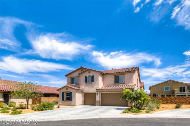 1056 Via Della Costrella, Henderson, NV 89011 (MLS #2116149) :: The Snyder Group at Keller Williams Marketplace One