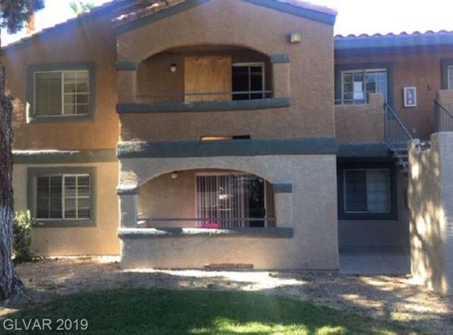 5260 Mission Monterey #201, Las Vegas, NV 89107 (MLS #2116150) :: Signature Real Estate Group