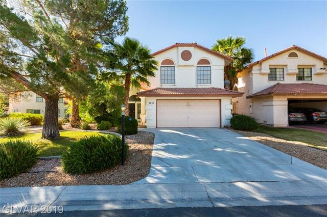 4836 Friar, Las Vegas, NV 89130 (MLS #2116157) :: Trish Nash Team