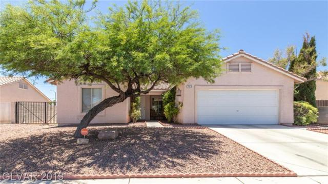 703 Carlitos, North Las Vegas, NV 89031 (MLS #2116170) :: Signature Real Estate Group