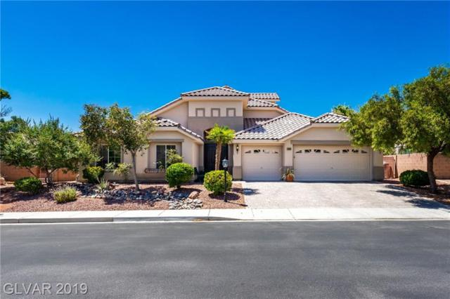 5809 Amber Station, Las Vegas, NV 89131 (MLS #2116204) :: Vestuto Realty Group