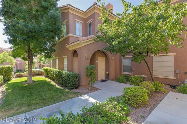 3812 Ormond Beach #101, Las Vegas, NV 89129 (MLS #2116232) :: The Snyder Group at Keller Williams Marketplace One