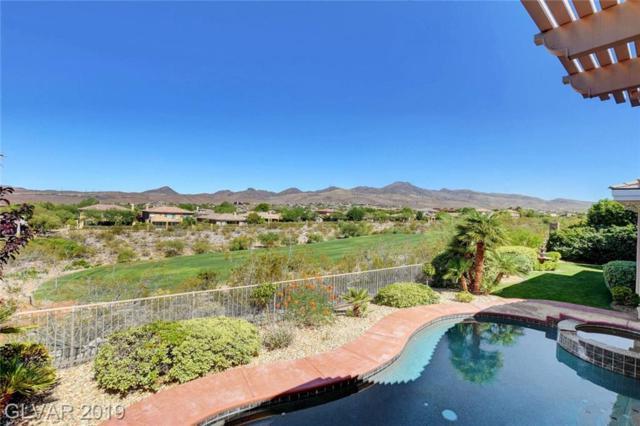 8 Anthem Pointe, Henderson, NV 89052 (MLS #2116331) :: Signature Real Estate Group