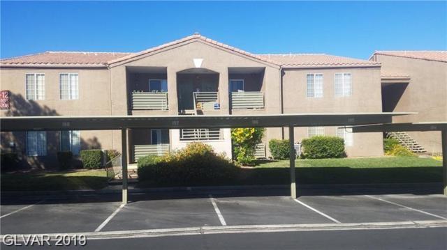 7620 Secret Shore Drive #108, Las Vegas, NV 89128 (MLS #2116359) :: Hebert Group | Realty One Group