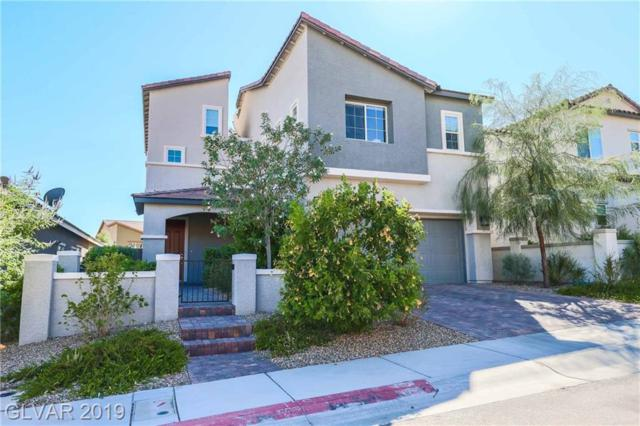 7 Via Dolcetto, Henderson, NV 89011 (MLS #2116370) :: The Snyder Group at Keller Williams Marketplace One