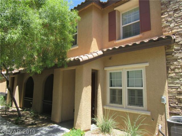 8421 Insignia #103, Las Vegas, NV 89178 (MLS #2116380) :: Signature Real Estate Group