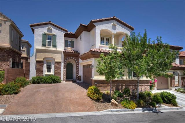 10716 Lenore Park, Las Vegas, NV 89166 (MLS #2116402) :: Vestuto Realty Group