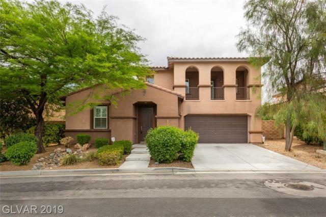 857 Las Palomas, Las Vegas, NV 89138 (MLS #2116422) :: Vestuto Realty Group