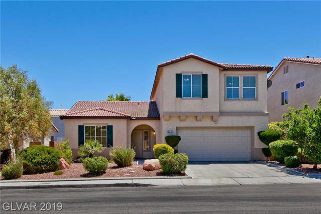 228 Malcolm, Henderson, NV 89074 (MLS #2116428) :: The Snyder Group at Keller Williams Marketplace One