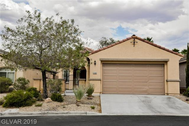 2580 Lockerbie, Henderson, NV 89044 (MLS #2116472) :: Signature Real Estate Group
