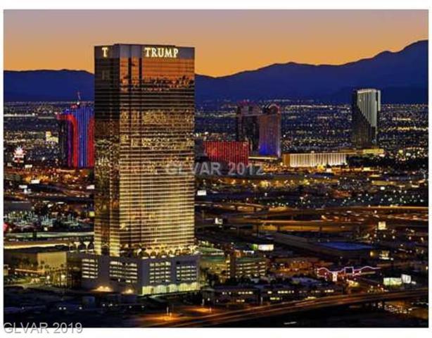 2000 Fashion Show #3909, Las Vegas, NV 89109 (MLS #2116482) :: Signature Real Estate Group
