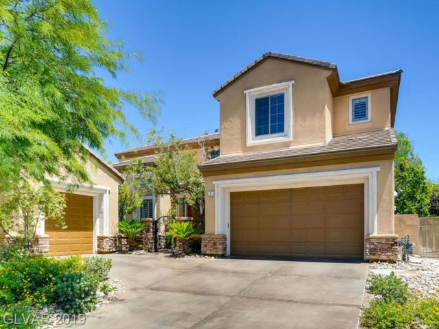 8 Summit Walk, Henderson, NV 89052 (MLS #2116491) :: Signature Real Estate Group