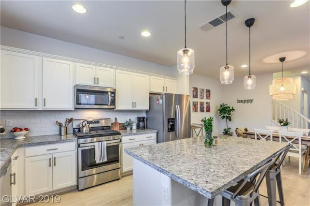 3024 Via Contessa, Henderson, NV 89044 (MLS #2116515) :: The Snyder Group at Keller Williams Marketplace One