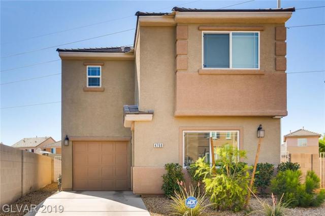 4768 Vista Sandia, Las Vegas, NV 89115 (MLS #2117522) :: Signature Real Estate Group